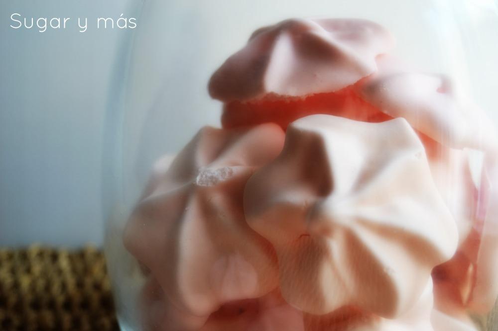 Besos de merengue