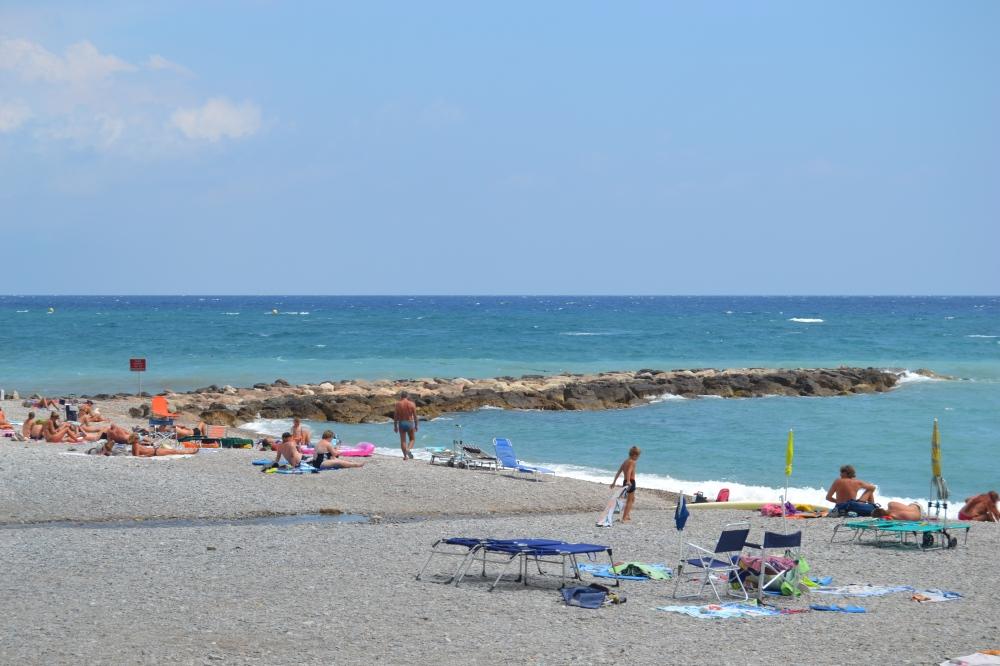 Menton, Italia