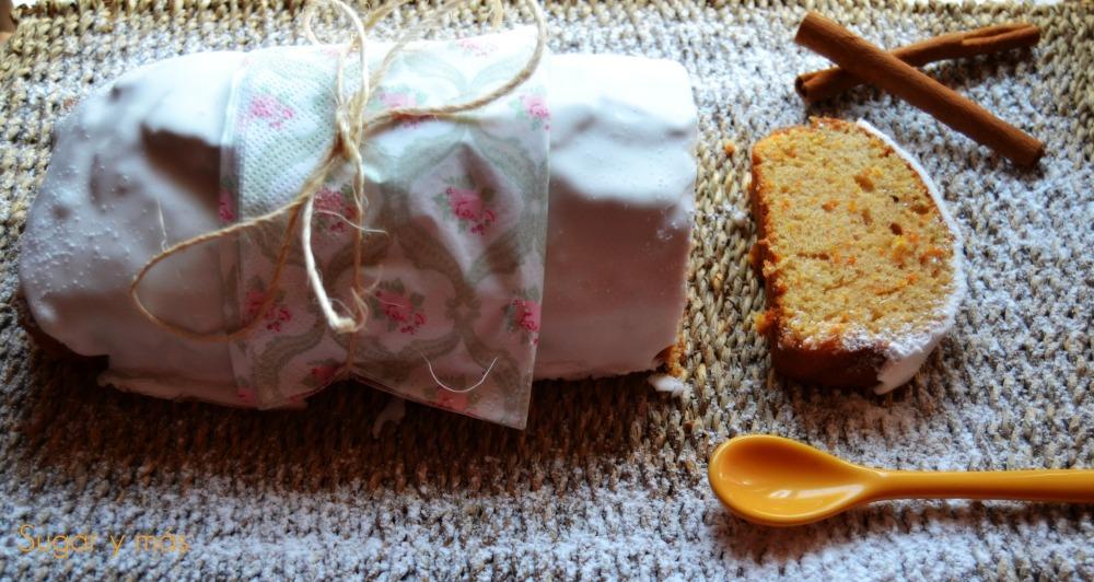 Carrot plum cake